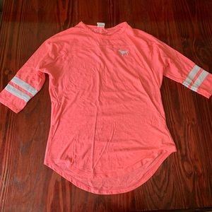 Victoria's Secret Pink t-shirt size SMALL.